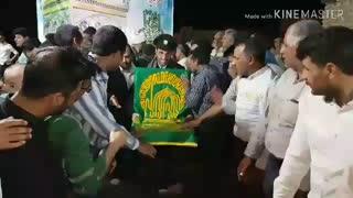 شب میلاد امام رضا (ع) روستای دشتغران